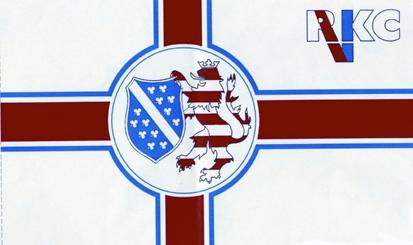 Flagge des Ruderverein Kurhessen-Cassel