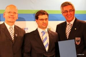 Dr. Dag Danzglock, Oliver Quickert, Siegfried Kaidel