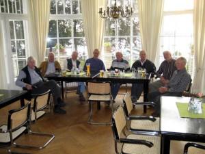 Im Ruderklub am Wannsee