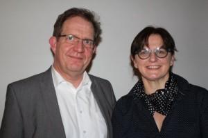 Ralf Boppert und Silvia Bartnik